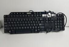 Dell USB Multimedia Keyboard w/2-Port USB Hub SK-8135
