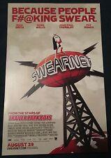 Swearnet Movie Promo Poster Fan Expo Comic Con 2014 Stars From Trailer Park Boys