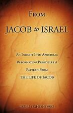 From Jacob to Israel (Paperback or Softback)