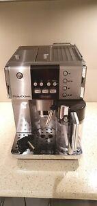 Delonghi Prima Donna Automatic Coffee Machine