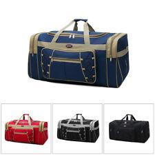 Handbag Waterproof Overnight Tote Travel Gym Sport Bag Duffle Carry On Luggage