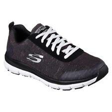 Skechers Work Comfort Flex Health Care Pro SR 77217/BKW Women's Shoes Size 9 NEW