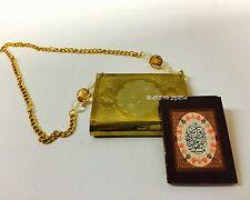 #5 Car Hanging Mini Quran Selected Surah Islamic Gift Metal Muslim Prayer