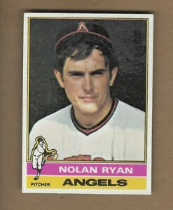1976  TOPPS  NOLAN  RYAN  #  330    NICE