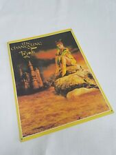 Toyah The Changeling 1982 UK Concert Tour Programme