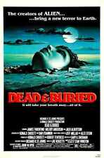 Dead And Buried Poster 01 A2 Box Canvas Print