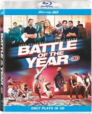 Battle of the Year 3D (Blu-ray 3D + Digital HD UltraViolet Copy)  NEW