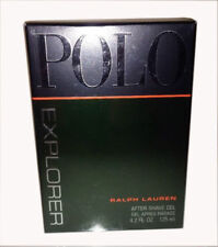 POLO EXPLORER BY RALPH LAUREN 125ml After Shave Gel Sealed Box Genuine Rare