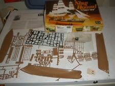 Vintage Revell Stag Hound Clipper Ship Model Kit H-317 Never Assembled