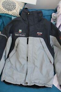 Tag Heuer mens Peak Performance winter/ski jacket