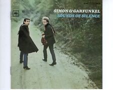 CD SIMON AND GARFUNKEL sounds of silence EX  (A1524)