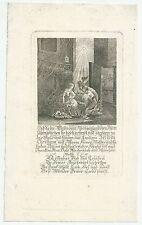 1800ca RE MAGI santino bulino holy card Biblical Magi Rois mages Reyes Magos