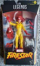 "Exclusive Marvel Legends Firestar Spider-Man action figure 6"" Avengers"