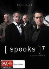 Spooks : Series 7 (DVD, 2009, 4-Disc Set)