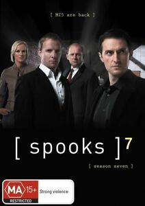 Spooks : Series 7 Dvd Free Post