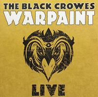 """The Black Crowes : Warpaint Live VINYL 12"""" Album (Limited Edition) (2019)"""