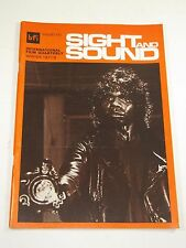 Sight and Sound Magazine: Televison: Middle-Age without Maturity- Winter 1977/8