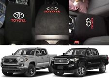 Black Fleece Console Cover For 2016-2018 Toyota Tacoma New Free Shipping USA