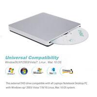 USB Externer Steckplatz in DVD CD Laufwerk Brenner für Apple MacBook Air Pro