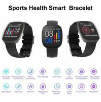 Fitness Activity Tracker Bluetooth Smart Watch Heart Rate Monitor GPS Sport SX10