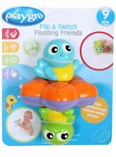Playgro Flip & Switch Floating Friends *New & Sealed*