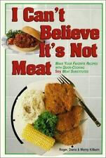 I Can't Believe It's Not Meat!-ExLibrary