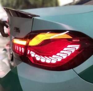 BMW 4 Series/M4 (F32/F33/F36/F82/F83) GTS OLED Rear Light Upgrade Plug and Play