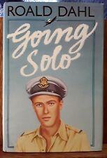 Going Solo by Roal Dahl  <Hardcover, 1986 , 1st Edition>