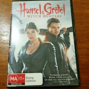 Hansel and Gretel Witch Hunters DVD R4 VERY GOOD – FREE POST