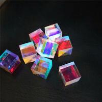 6PCS Defective X-Cube Prism Cross Dichroic Prism RGB Combiner Splitter
