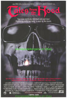 TALES FROM THE HOOD MOVIE POSTER Original  27x40 HORROR FILM 1990