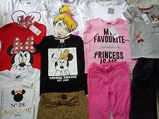 NEXT ZARA LISA ROSE 37x NEW USED BUNDLE GIRL CLOTHES 5/6 YRS 6/7 YRS (4.2)