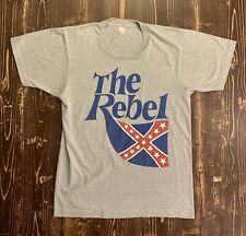 Vintage 1st Only WWF WWE Dirty Dick Slater The Rebel T-Shirt Large Rare Ex Cond!