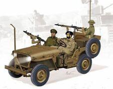 Dragon 36091/35 IDF 1/4-Ton 4x4 Truck w/MG34 Machine Guns