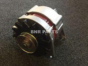 75 Amp Triumph TR6 TR8 TR250 SPITFIRE Alternator Bosch Generator Direct Fit