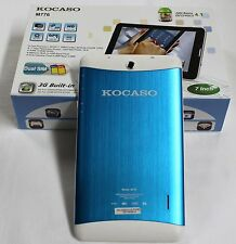 "KOCASO M776 Anroid 4.1 capacitive 7"" tablet PC Dual-Core Dual-Camera DUEL SIM PH"