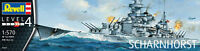 Revell 1:570 Echelle Scharnhorst 122 Pièce Kit Modélisme RV05037