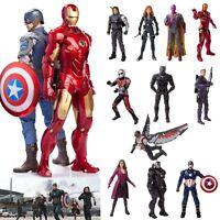 Marvel The Avengers Captain America Civil War Iron Man Action Figure Xmas Gifts