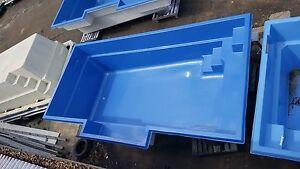 FRANKSPOOLS - Pools / Fibreglass Swimming Pools 7.2 x 3.4 mtr