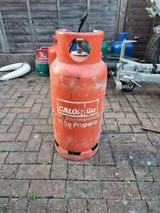 Calor Propane Gas Bottle 19kg - Camping Caravan, Empty