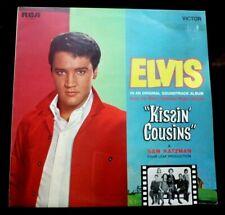 ELVIS PRESLEY   LP  Kissin' cousins    UK VINYL LP