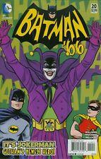 Batman '66 #20  DC Rare Comic Book 2015 NM  (Adam West Classic Tv Series)