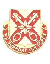 0927 Support Bn Unit Crest (We Support The Force)