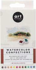 Art Philosophy by Prima Watercolor Confections Pan Set Woodlands 12 Pans 631550