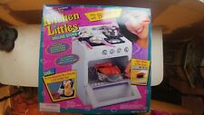 Kitchen Littles Deluxe Stove Tyco 1995 NEW Sealed Vintage Play Barbie boxed rare