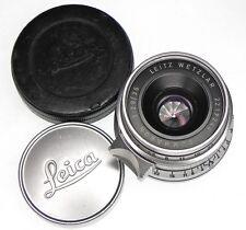 Leica 35mm f2.8 Summaron M2,M4   #2217244