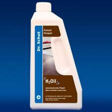 Dr.Schutz H2 Oil 0,75l Pfelegöl für Holzboden Parkettboden Korkboden seidenmatt