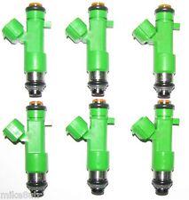 Set of SIX OEM BRAND NEW Nissan, Infiniti Injectors, 3.5L, 2007-13, 16600-JK20A