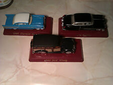 Ertl Toys R Us Special Edition Series Set 1:43 2587/2577G Woody Cadillac Bel Air