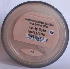 Bare Escentuals bareMinerals original Foundation Fairly Light 8g LOT 5
